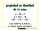 identity property of add/propiedad de identidad de sumar p