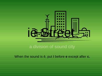 ie (E) Street (Sound City)