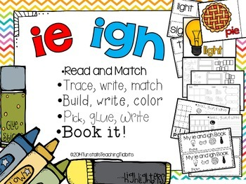ie igh 5 interactive phonics activities by reagan tunstall tpt. Black Bedroom Furniture Sets. Home Design Ideas