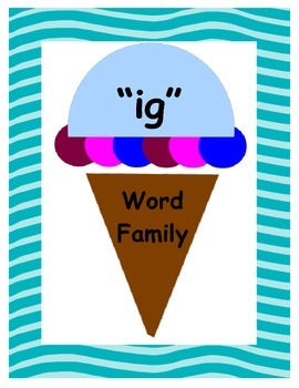 ig Word Family