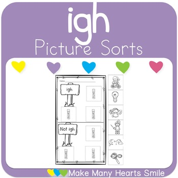 igh Picture Sorts