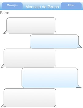 imessage practice spanish conversations