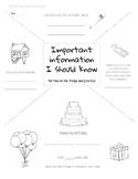 important info children should know