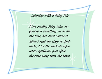 inferencing with fairy tales