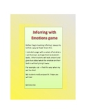 inferring with emotions (game)
