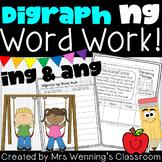 Digraph ng (ing & ang) Pack!