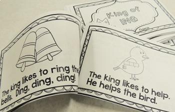 ing word family {King of Ing}