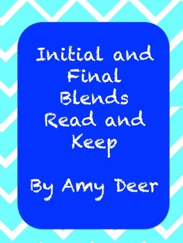 initial and final blends read and keep