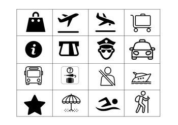 initiation au vocabulaire du tourisme : les services A1