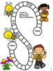 ink ank onk unk PHONICS BOARD Game