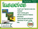 Montessori - insectos / insects