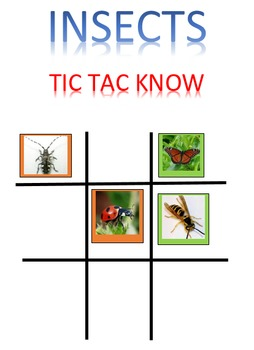 insects Tic Tac Know
