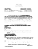 internal character traits lesson plan first grade