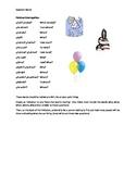 interrogative words invitation project
