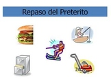 introduction or review of preterite