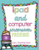 ipad and computer screensaver FREEBIE {#1-8}
