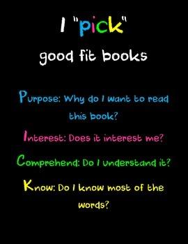 ipick good books chalkboard theme
