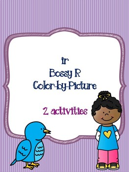ir Bossy R Color-by-Picture