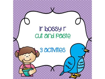 ir Bossy R Cut and Paste