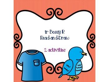 ir Bossy R Read-and-Draw