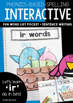 ir Interactive Notebook Lesson