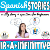 ir + a + infinitive Spanish story (with audio)