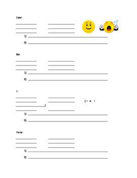 irregular present tense Verb quiz practice - sentences and conjugations