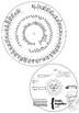 irregular verbs wheel - english/french version