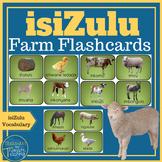isiZulu Farm Flashcards