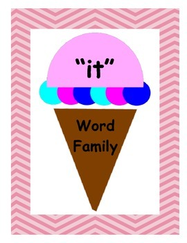it Word Family
