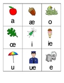 i.t.a. Sounds/Symbol Cards