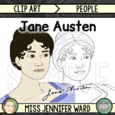 Jane Austen Clip Art