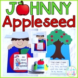 Johnny Appleseed {Craftivities & Printables}