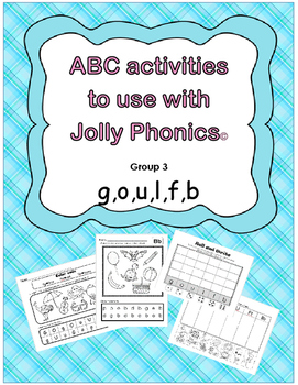 jolly phonics 3