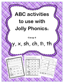 jolly phonics 6
