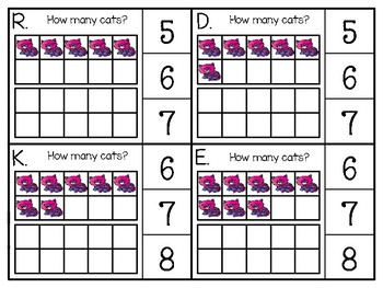 just add clips: clip cards 1 to 20_cheshire cat theme