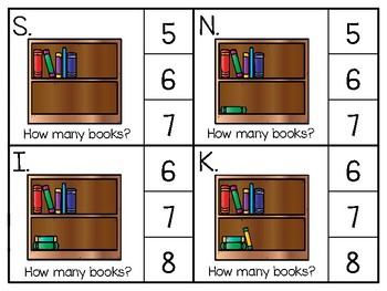 just add clips: clip cards_1 to 20_library books