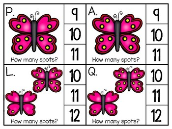 just add clips: clip cards_1 to 20_butterfly spots