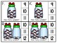 just add clips: clip cards_1 to 20_christmas candy jars