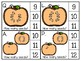 just add clips: clip cards_1 to 20_pumpkin seeds