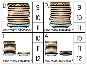 just ass clips: clip cards_1 to 20_pancakes