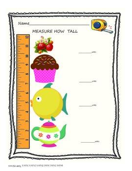 Measurement & Weight