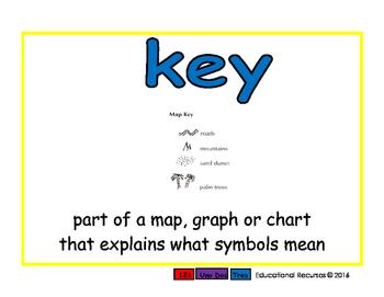 key/clave prim 2-way blue/rojo