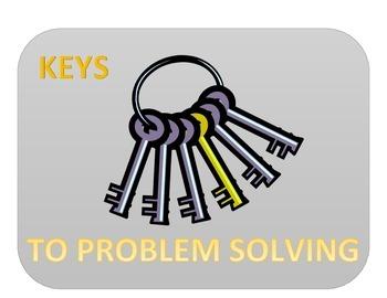 keys for problem solving