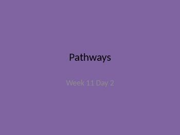kindergarten Pathways to Reading powerpoint Day 2 letter Ii