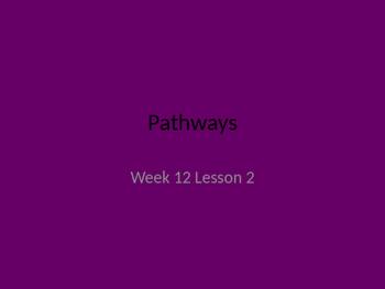 kindergarten Pathways to Reading powerpoint Day 2 letter Tt