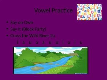 kindergarten Pathways to Reading powerpoint Day 2 letter Uu