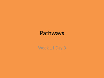 kindergarten Pathways to Reading powerpoint Day 3 letter Ii