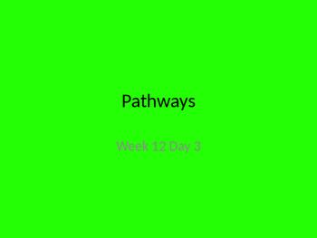 kindergarten Pathways to Reading powerpoint Day 3 letter Tt