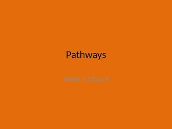 kindergarten Pathways to Reading powerpoint Day 4 letter Dd